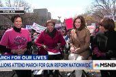 D.C. mayor on March for Our Lives: This is incredible