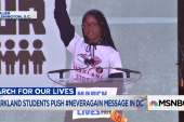 Most inspiring moments of the historic March for Our Lives