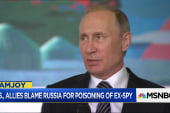Russian presidential election 'not election in any sense'