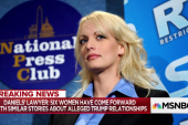 In Stormy Daniels' lawyer, has Donald Trump met his match?