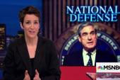 Trump skips Russian sanctions law, meekly echoes Mueller instead