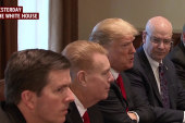 Is tariff talk course correcting after due process remark?