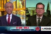 "Gov. Malloy ""NRA acts like a terrorist organization"""