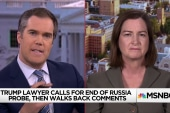 "Fmr. U.S. Atty.: Trump ""strategically using"" attorneys to undermine Mueller probe"