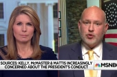 Steve Schmidt: Trump acts like he's been compromised by a hostile foreign power