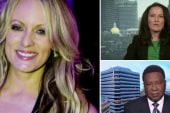 Stormy Daniels legal battle heats up as Trump team fights back