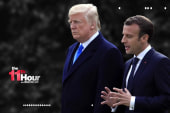Fraternité? A look back at Trump & Macron's evolving relationship