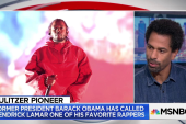 What Pulitzer-winning rapper Kendrick Lamar and Barack Obama have in common