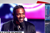 Touré on Kendrick Lamar's historic win: 'Pulitzer, welcome to the party'