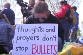 Student on school shootings: 'I've had enough'