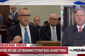 McCabe will fight back against his firing, lawyers say