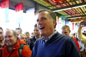Romney fails to secure Utah GOP nomination, looks ahead to Primary