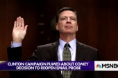 How the handling of the Clinton investigation defined James Comey's FBI legacy