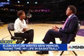 Joy Reid interviews Lakers legend Elgin Baylor