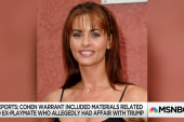 Ex-Playmate Karen McDougal wins settlement in wake of Cohen raids