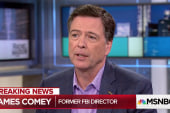 Comey: McCabe had authority to speak to press, didn't consult me