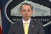 House GOP press Rosenstein for probe papers