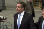 Will Michael Cohen consider flipping on the president?