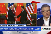 Former ambassador: China is 'going to hit back hard' on trade