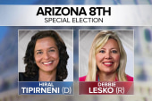 What can the Arizona special election tell us about Democratic enthusiasm?