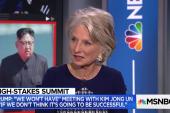 "Jane Harman: ""talking is better than bombing"" on North Korea"