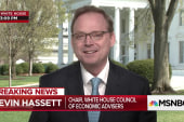 """Trump's Council of Economic Advisers: """"This tariff thing is not a bluff"""""""