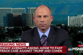 Michael Avenatti: 'God bless' Trump for employing Giuliani