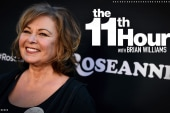 Trump stays quiet on 'Roseanne' cancellation... for now