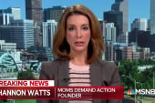 "Moms Demand Action Founder: ""the problem is easy access to guns"""