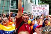 #BIGPICTURE: Venezuelans protest re-election of President Maduro