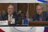Pompeo discusses North Korea summit cancellation at Senate hearing