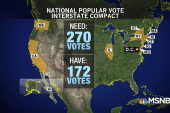 Popular Vote Interstate Compact would sidestep Electoral College