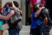 After Santa Fe, gun advocates blame everything but guns