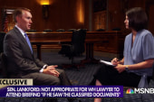 "Sen. Lankford: ""Spying"" not a ""good characterization yet"" of FBI activities"
