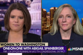 Spanberger: I would have opposed Gina Haspel