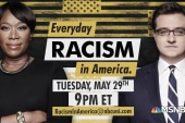 Trymaine Lee brings preview of MSNBC's 'Everyday Racism' town hall