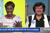 Dem Texas governor candidate Lupe Valdez: 'This is a winnable race'