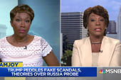 Rep. Waters on Trump: We can't allow him to destroy investigation