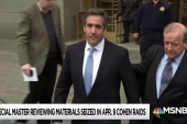 Cohen business partner's plea deal seen as likely falling domino