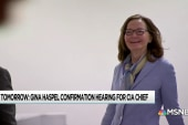 Tortured prisoner wants input on Gina Haspel CIA nomination
