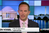 Key Mueller witness runs to Russia as Ukraine courts Trump favor