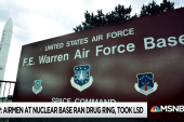 'LSD ring' adds to woes of U.S. Air Force nuclear missile minders