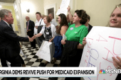 Virginia Democrats make good on promise of more health care
