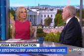 Fmr CIA Director reacts to Flood and Kelly appearing at classified briefings
