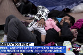 Trump admin separates families at border, blames Dems