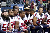 "Lupica: ""A lot of cock-eyed narratives"" attached to NFL anthem controversy"