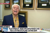 Unbelievable: Televangelist Jesse Duplantis makes case for a fourth private plane