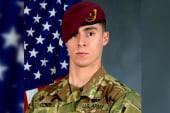 U.S. soldier Gabriel Conde is a Monumental American