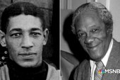 Monumental Americans: The first African-American football players