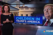 Melania Trump plans to help children as WH policies hurt them